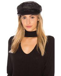 Eugenia Kim - Marina Hat In Black. - Lyst