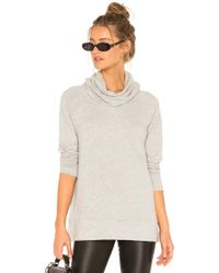 Cupcakes And Cashmere - Luca Sweater In Gray - Lyst