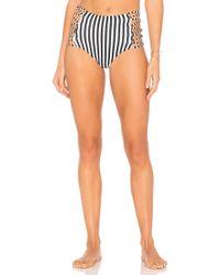 L*Space - Tripp High Waist Bikini Bottom L* - Lyst