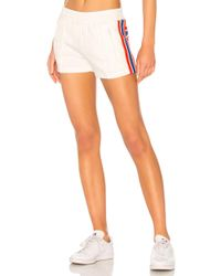 Pam & Gela - Shorts With Usa Stripes - Lyst