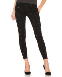 Black Orchid - Noah Ankle Fray Skinny - Lyst