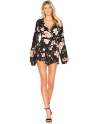 Somedays Lovin - Breaking Darkness Playsuit - Lyst