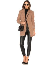 Cupcakes And Cashmere - Antebellum Coat In Brown - Lyst