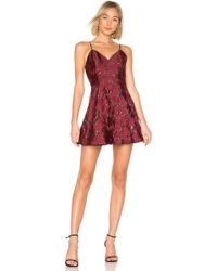 Alice + Olivia - Anette Party Dress - Lyst