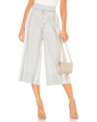 Splendid - Tulum Stripe Trousers - Lyst