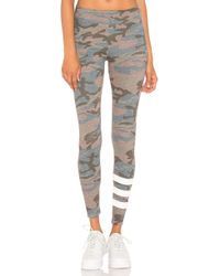 Sundry - Camo Yoga Pant - Lyst