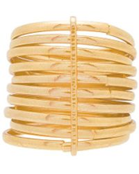 8 Other Reasons - Monica Ring In Metallic Gold. - Lyst