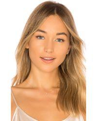 EF Collection - Diamond Bezel Teardrop Necklace - Lyst