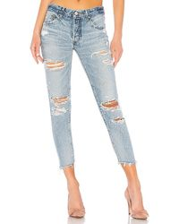 Moussy - Creston Tapered Jean - Lyst