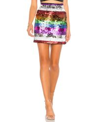 X By NBD - Meow Embellished Skirt - Lyst