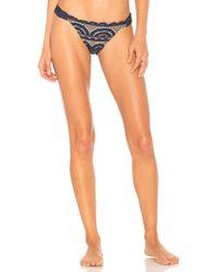 Pilyq - Lace Fanned Bikini Bottom - Lyst