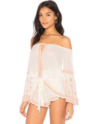L*Space - L* Crawford Top In White - Lyst