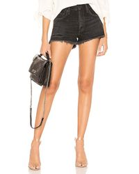 Citizens of Humanity - Danielle Cut Off Short - Lyst