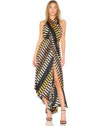 Apiece Apart - Nightingale Wrap Dress - Lyst