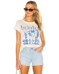 7c2c5539 Forever 21 Beatles Yellow Submarine Graphic Tee in Green - Lyst