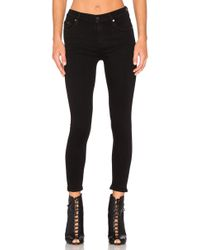 Citizens of Humanity - Rocket High Risky Crop Skinny - Lyst