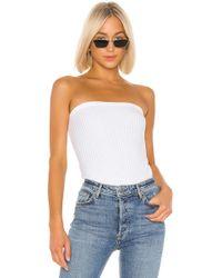 n:PHILANTHROPY Carolina Bodysuit - White