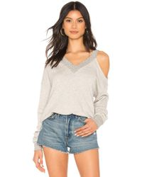 10611b2dc58 Lyst - n PHILANTHROPY Mayer Sweatshirt in Gray