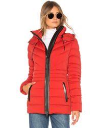 Mackage - Patsy Jacket In Red - Lyst