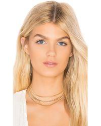 Natalie B. Jewelry - Izzy Choker - Lyst