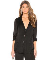 Velvet By Graham & Spencer - Alvara Jacket In Black - Lyst