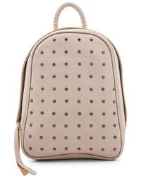 Cleobella - Clarence Backpack In Ivory. - Lyst
