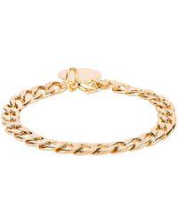 Natalie B. Jewelry - D'or Chain Bracelet - Lyst