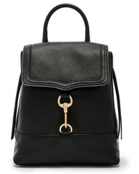 Rebecca Minkoff - Bree Convertible Backpack - Lyst