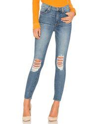 Hudson Jeans - Barbara High Waist Ankle Skinny - Lyst