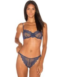 Only Hearts - So Fine Lace Underwire Bra - Lyst