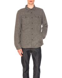 The North Face - Cabin Fever Wool Shirt - Lyst