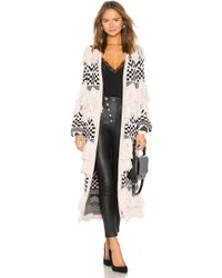 House of Harlow 1960 - X Revolve Ash Duster In Multi - Lyst