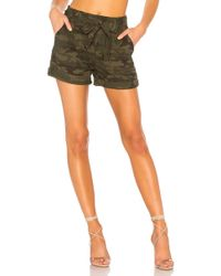 Sanctuary - Daydreamer Short In Olive - Lyst