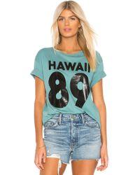 Mikoh Swimwear - Hawaii Jersey Tee - Lyst