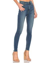 GRLFRND - Kendall High-rise Super Stretch Skinny Jean - Lyst