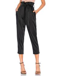 Amanda Uprichard - Tessi Pant In Black - Lyst