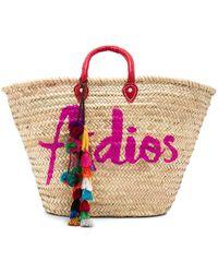 MISA - Marrakesh Adios Bag With Lucja Multi Pom Pom - Lyst