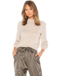 Joie - Atilla Sweater In Beige - Lyst