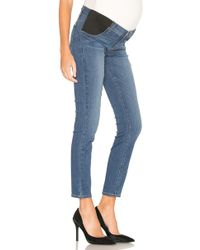 PAIGE - Maternity Verdugo Ankle. Size 25,26,27,28,29,30,31,32. - Lyst