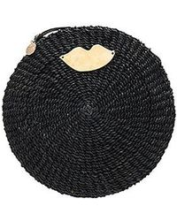 Clare V. - Woven Circle Clutch - Lyst