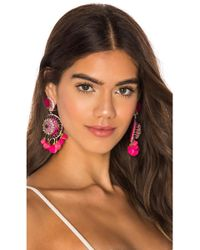 Ranjana Khan - Ornament Dangle Earring - Lyst