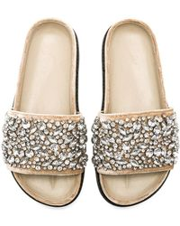 Joie | Jacory Embellished Slide | Lyst