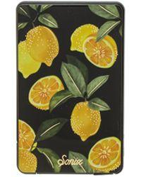 Sonix - Lemon Zest Portable Iphone Charger - Lyst