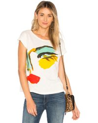 Junk Food - Donald Robertson Face Tee - Lyst