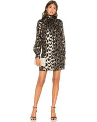 MILLY - Sherie Dress - Lyst