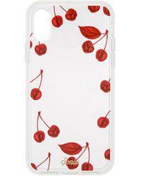 Sonix - Cherry Photo Iphone Xs/x Case - Lyst