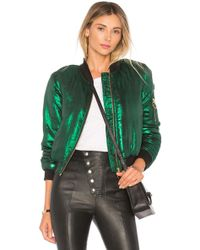 House of Harlow 1960 - X Revolve Bryce Bomber - Lyst