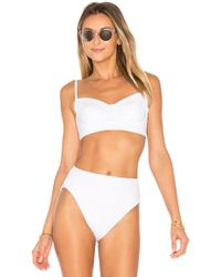 Norma Kamali   Underwire Bikini Top   Lyst