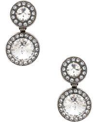 Elizabeth Cole - Dangle Earrings - Lyst