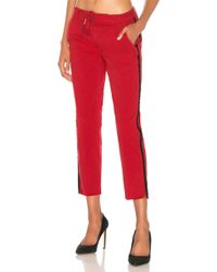 Sundry - La Fete Pant In Red - Lyst